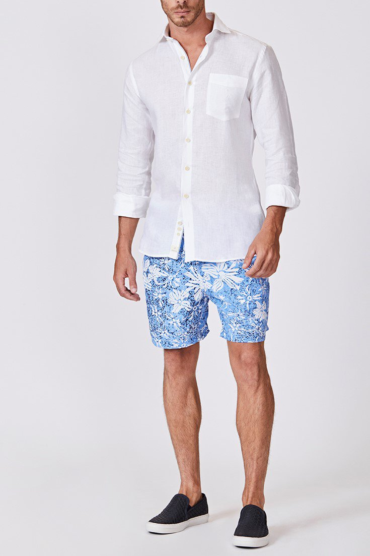 Shorts Curto Estampado